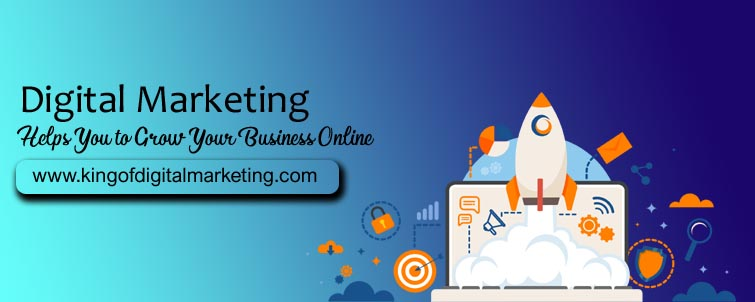 Digital Marketing AGency in Delhi King of Digital Marketing