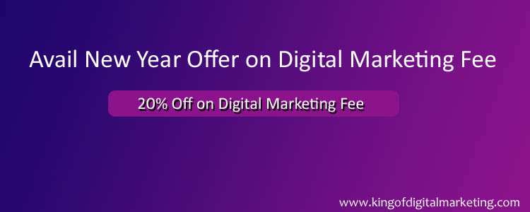 digital marketing fee offer