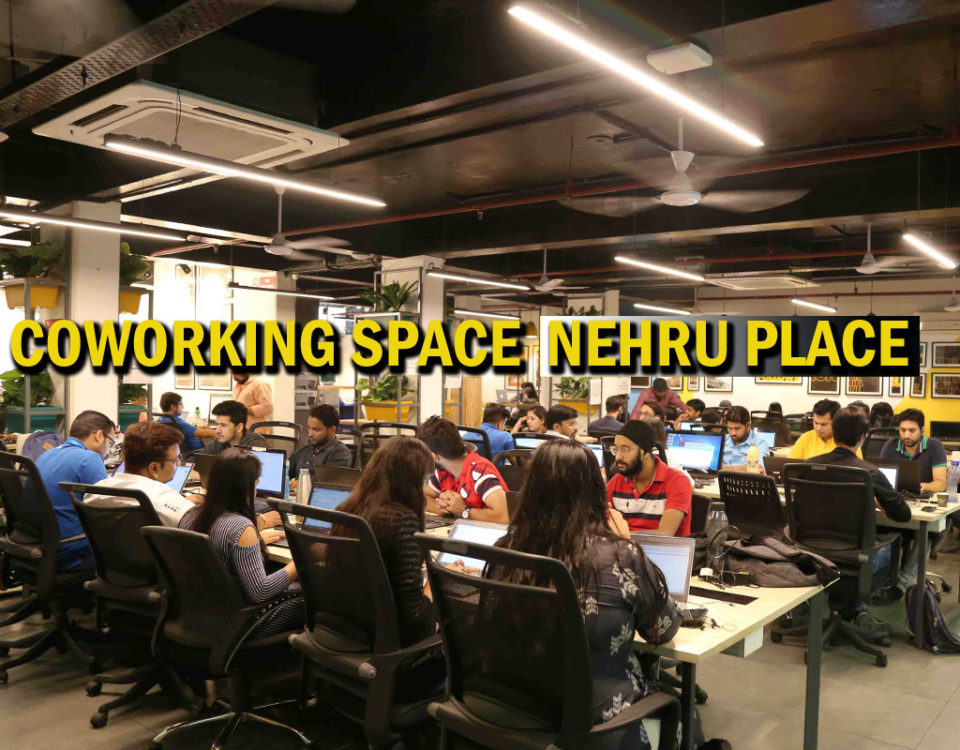 coworking space in nehru place SOUTH DELHI