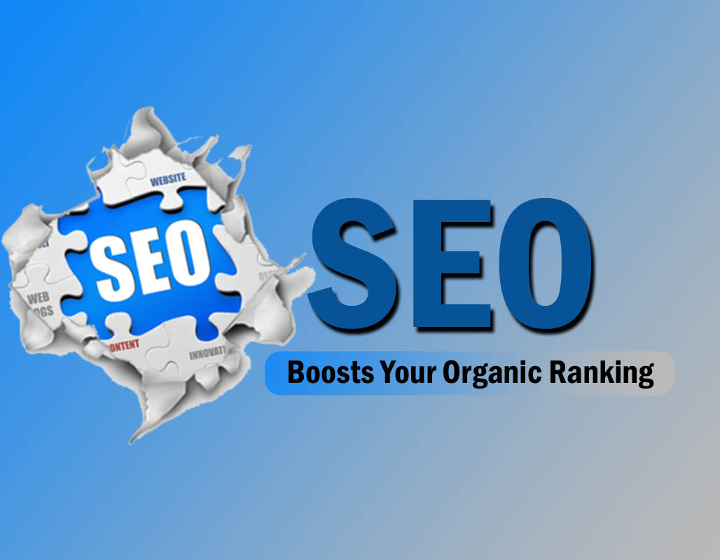 seo boosts your organic ranking