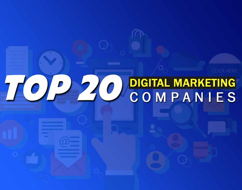 top 20 digital marketing companies in delhi