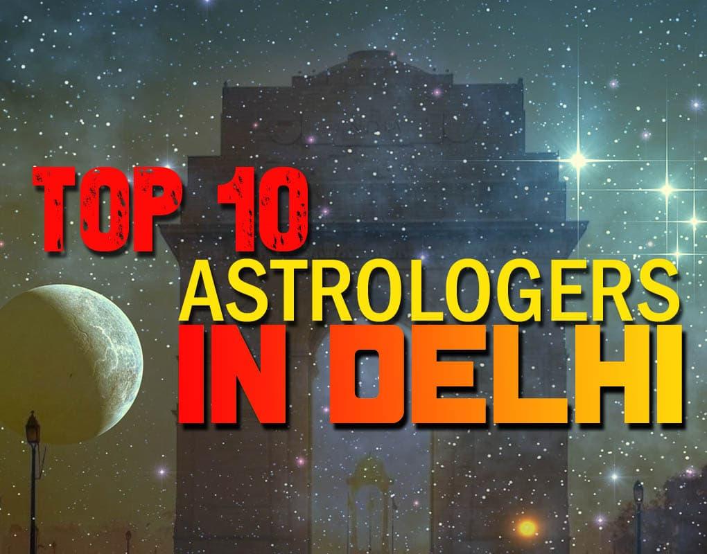 top 10 astrologers in delhi